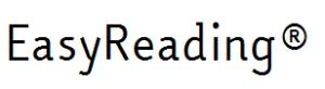 font-Easyreading