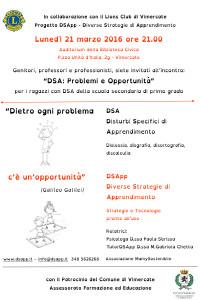 DSA-problemi-opportunita - 21 marzo