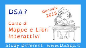 corsi DSA Mappe e Libri interattivi