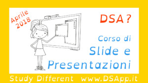 Corso DSA - Slide e presentazioni 2018