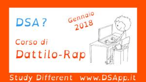 corsi DSA DattiloRap 2018