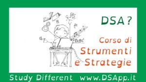 corsi DSA-Strumenti e strategie ragazzi