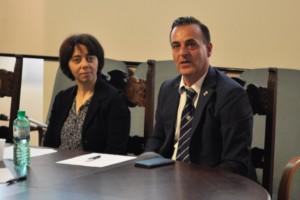 Presidente Lions Club di Vimercate Osea Coratella