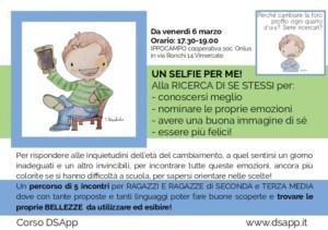 Volantino SelfieXMe